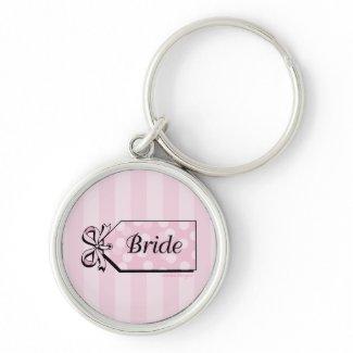 Bridal keychain