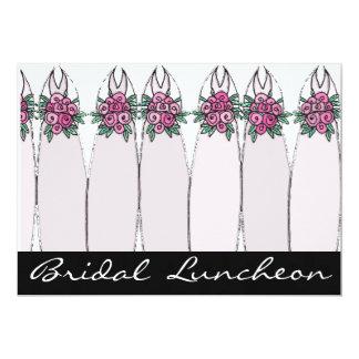 Bridal Luncheon Card