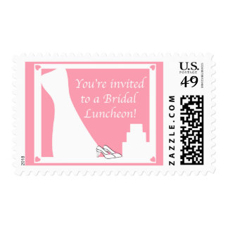 Bridal Luncheon Postage