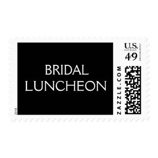 Bridal Luncheon Stamp