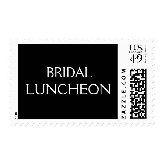 Bridal Luncheon Postage