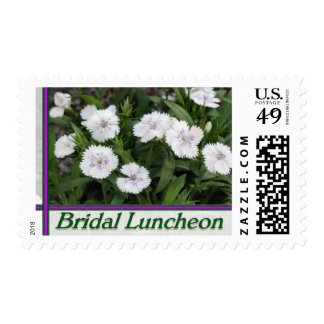 Bridal Luncheon Stamps