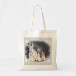 Bridal Memories Budget Tote Bag