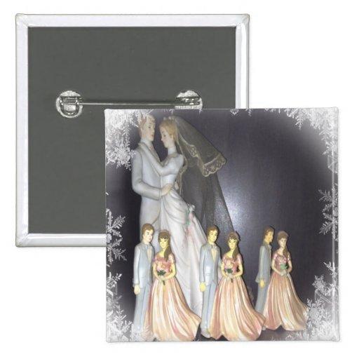 Bridal Memories Buttons