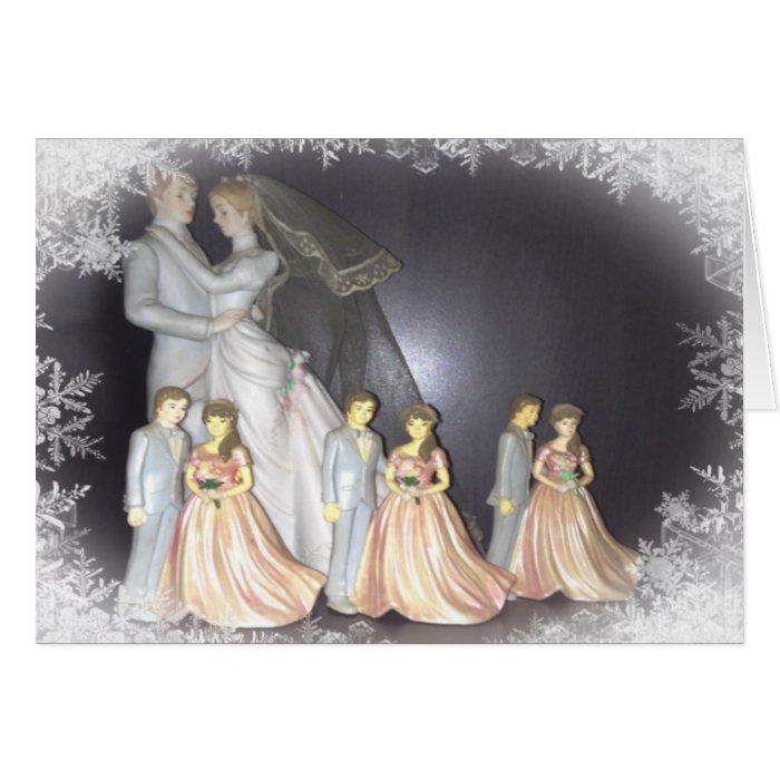 Bridal Memories Card