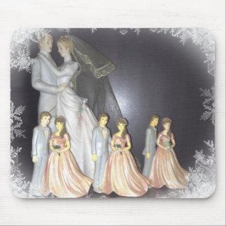 Bridal Memories Mouse Pad