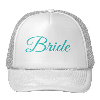 Bridal Party - Bride Trucker Hat