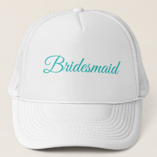 Bridal Party - Bridesmaid Trucker Hat