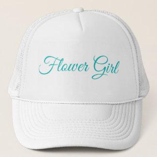 Bridal Party - Flower Girl Trucker Hat
