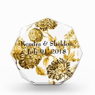 Bridal Party Gift & Keepsake Floral Toile
