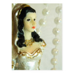 Bridal Pearls Post Card