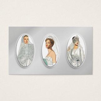 Bridal Shop Business Card
