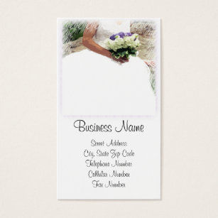 Bridal business cards juvecenitdelacabrera bridal business cards reheart Gallery