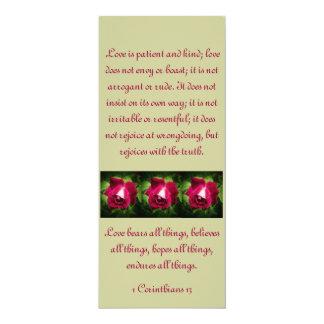 Bridal Shower 4x9.25 Paper Invitation Card