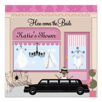 BRIDAL SHOWER Boutique INVITATIONS
