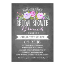 Bridal Shower Brunch | Bridal Shower Card