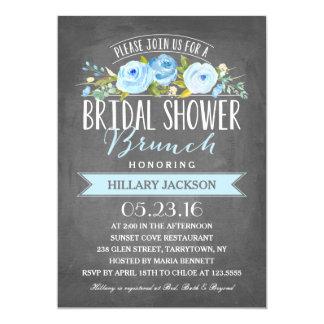 Bridal Shower Brunch | Bridal Shower Invitation
