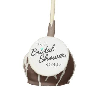 Bridal Shower Cake Pop