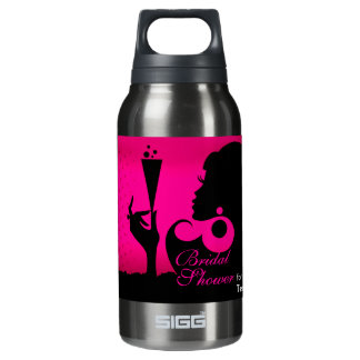 Bridal Shower Cocktail Party Insulated Water Bottle