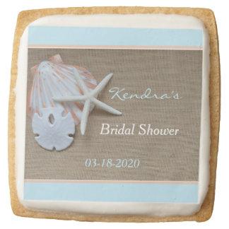 Bridal Shower Cookie Favors Beach Theme
