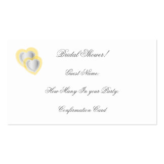 Bridal Shower!-Customize Business Card