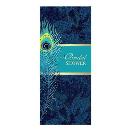 Bridal Shower Elegant Custom Invitations