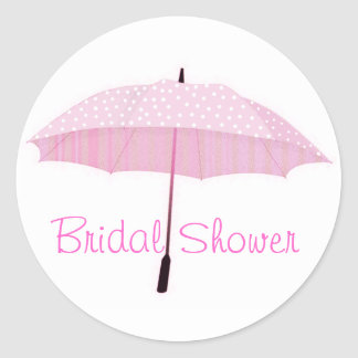 bridal shower envelope seal