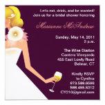 Bridal Shower Esemble Custom Announcements