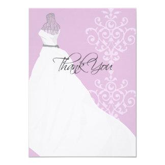 Bridal Shower | Flat Thank You Card