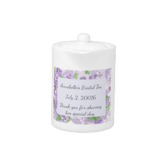 Bridal Shower Gift Teapot