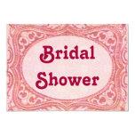 "Bridal Shower invitation 5"" X 7"" Invitation Card"