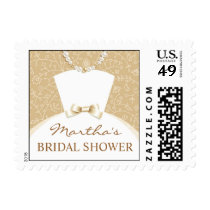 Bridal Shower Invitation Small Postage