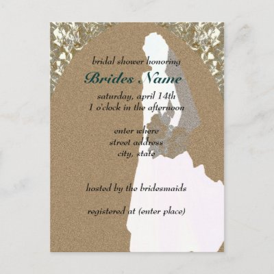 Use a Bridal Shower Invitation Template Or Create Your Own. You have ...