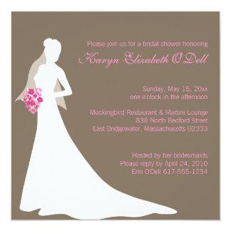 Bridal Shower Invitations - Custom