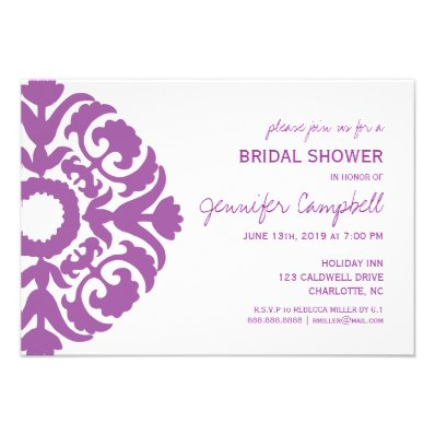 Bridal Shower Invite | Adorned