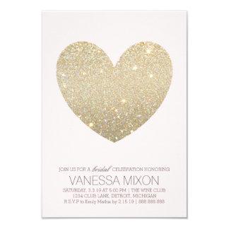 Bridal Shower Invite | Heart Fab Bride - Pink