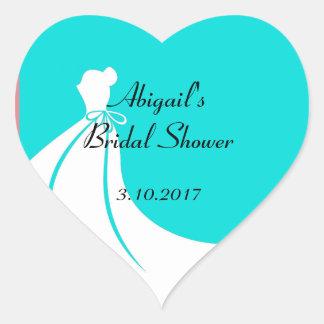 Bridal Shower Invite Seals