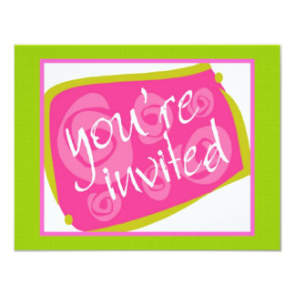 Bridal shower Party Invitations you're invited