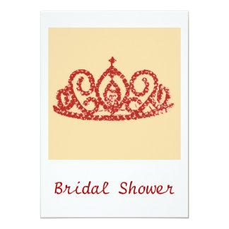 Bridal Shower Personalized Invite