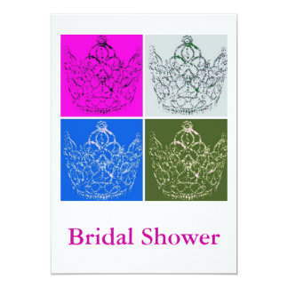 Bridal Shower Personalized Invites