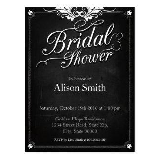 Bridal Shower Postales
