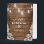 """Bridal Shower Recipe Book 