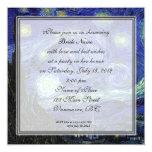 Bridal Shower,Vincent van Gogh, Starry Night Card