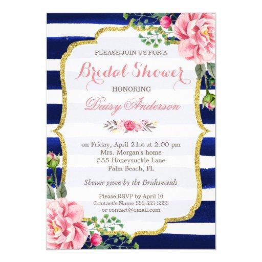 Unique Bridal Shower Invitations for amazing invitations layout