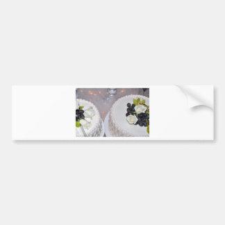 Bridal Shower Wedding Party RSVP Destiny Bumper Sticker