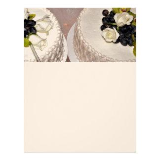 Bridal Shower Wedding Party RSVP Destiny Customized Letterhead