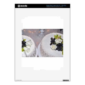 Bridal Shower Wedding Party RSVP Destiny iPad 3 Skins