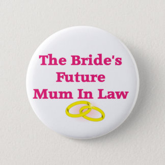 Bridal Showers and Bachelorette Parties Pinback Button
