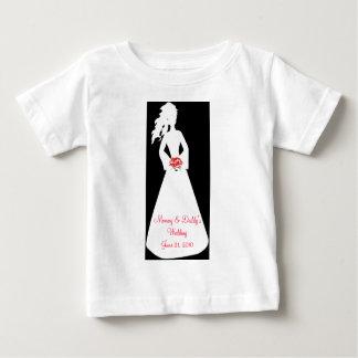 Bridal Silhouette II Baby T-Shirt