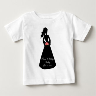 Bridal Silhouette III Baby T-Shirt